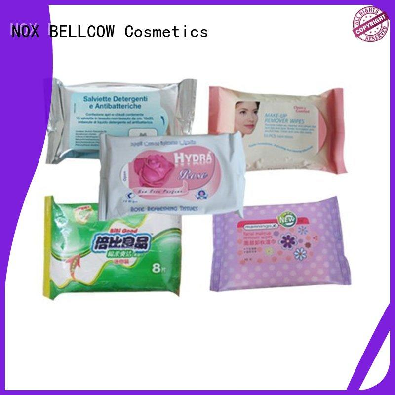 cooling oil cleansing wipes wipes manufacturer for face