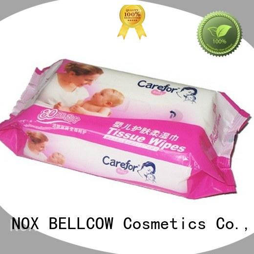 fragrance best baby wipes factory for infant