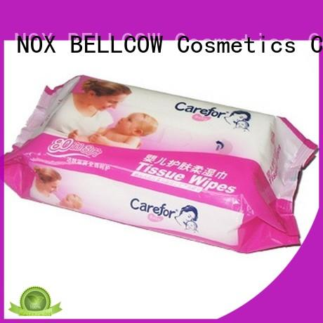 NOX BELLCOW cotton parents choice baby wipes series