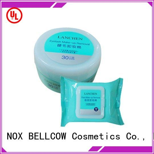 cleansing makeup remover wipes for sensitive skin pads wholesale for skincare