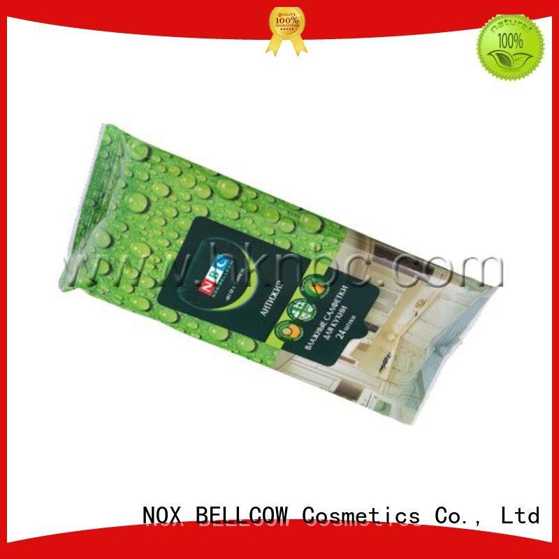 moisture Custom plus+ treatment skin care product NOX BELLCOW activpepti