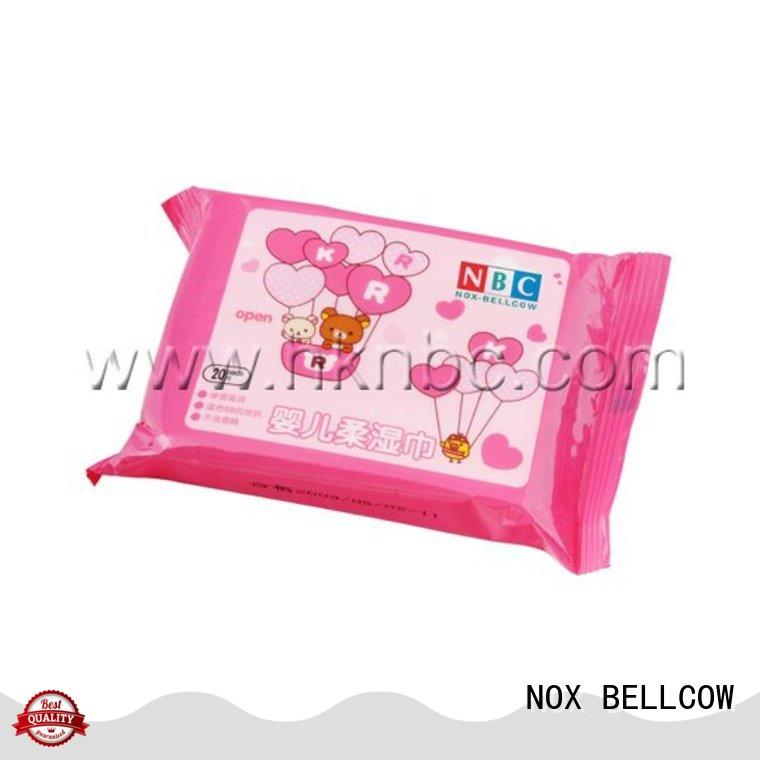 NOX BELLCOW vitamin E best baby wipes factory for body