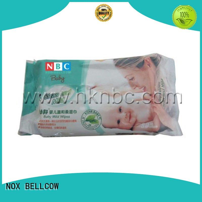 pure simple baby wipes factory for infant