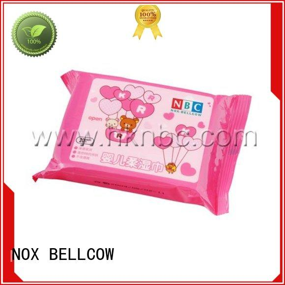 lid mouth wipes best baby wipes NOX BELLCOW