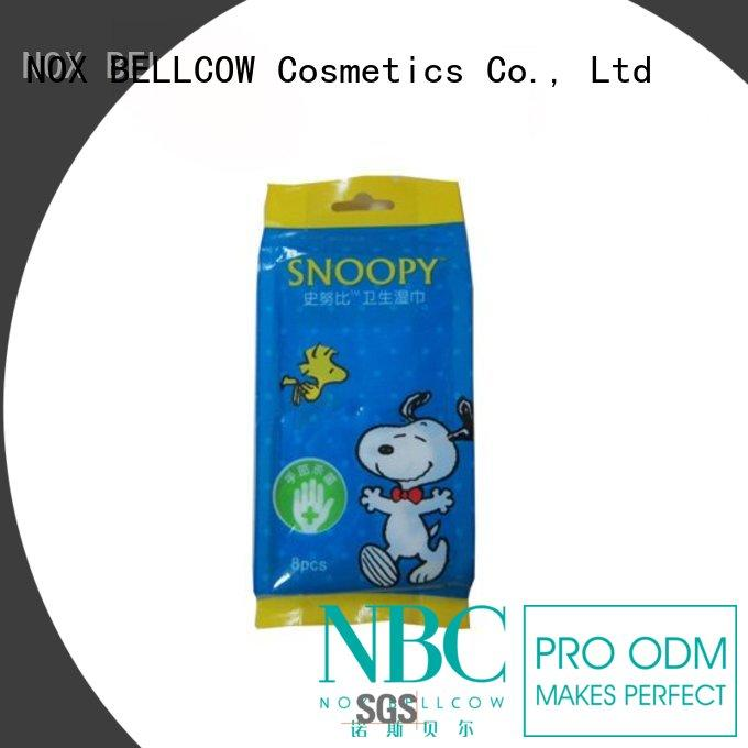 cleansing wipes adult for adult NOX BELLCOW