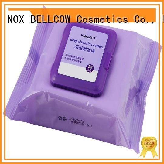 tencel fiber makeup remover tissue eye wholesale for face
