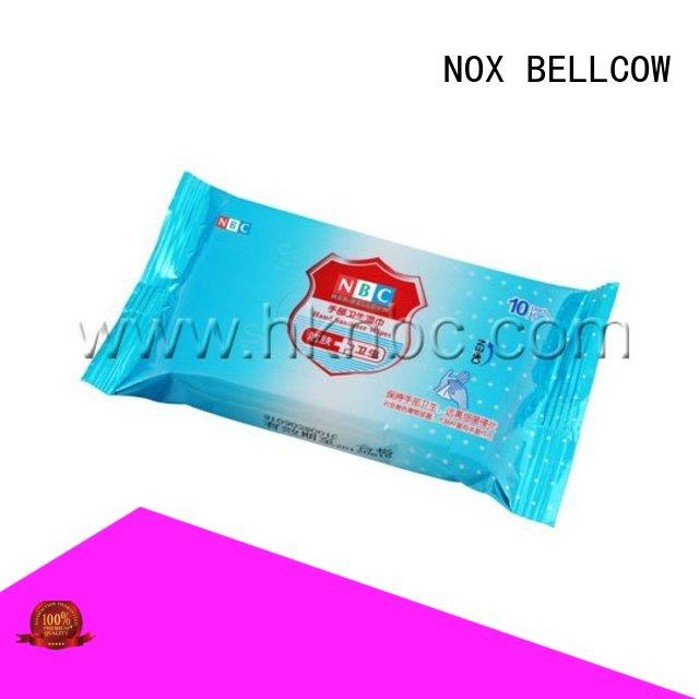 individual cleansing wipes 50s wholesale for face