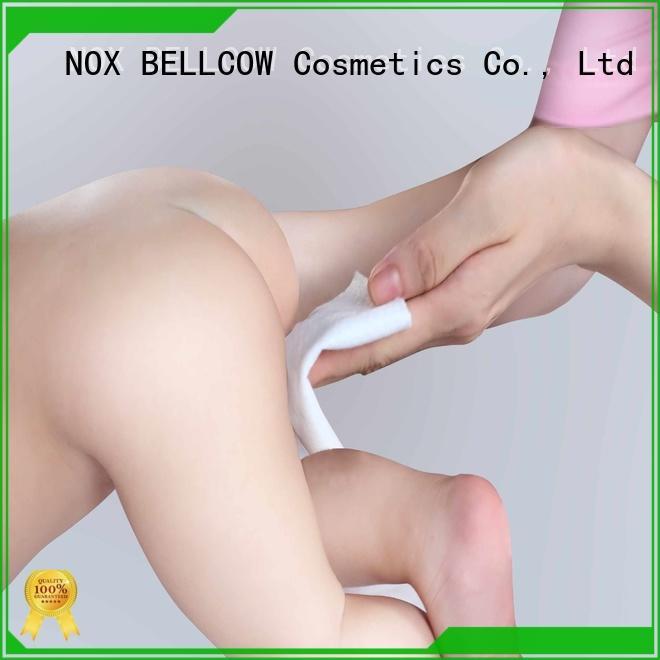 NOX BELLCOW wet baby wet wipes series for hand