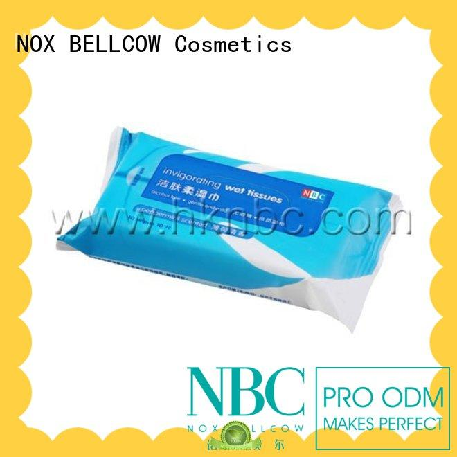 car best facial cleansing wipes supplier for women