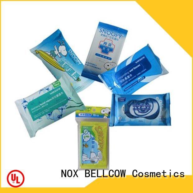 NOX BELLCOW lemon best cleansing wipes manufacturer for face
