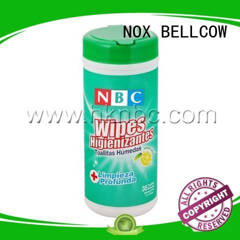 NOX BELLCOW Brand unisex clean micro•moisture skin lightening cream face