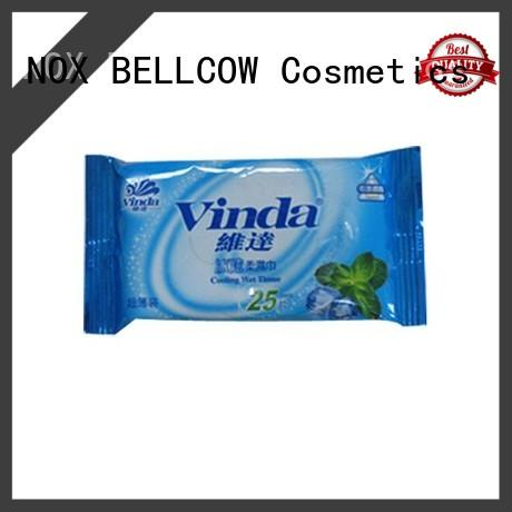 NOX BELLCOW individual best cleansing wipes supplier for man