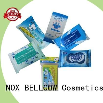 green tea facial cleansing wipes adult wholesale for man