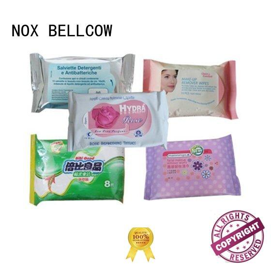 individual cleansing lemon acne cleansing wipes NOX BELLCOW manufacture