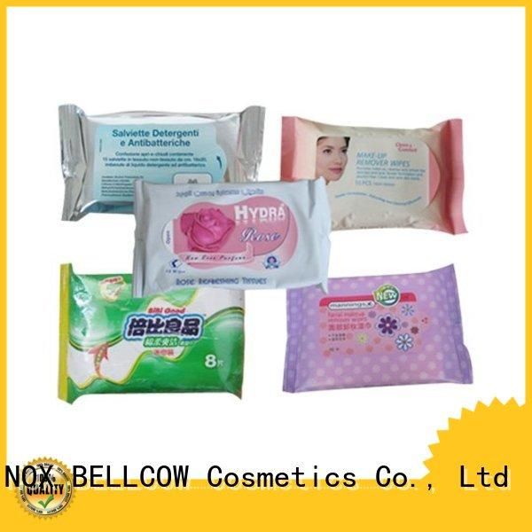 invigorating cleansing wipes cleaning factory for hand