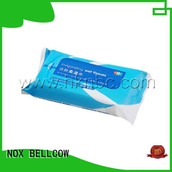 NOX BELLCOW snoopy best cleansing wipes supplier for ladies