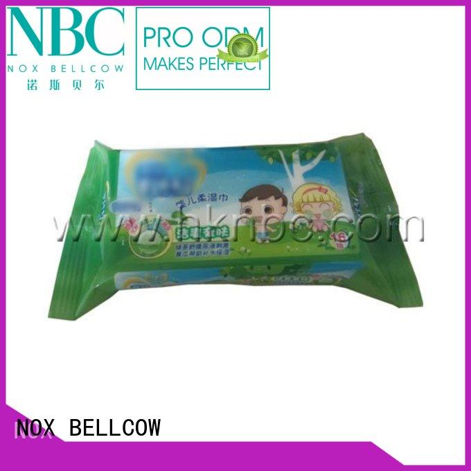 NOX BELLCOW wet baby wipes for face factory for ladies
