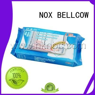 micro•moisture series face skin care product NOX BELLCOW Brand