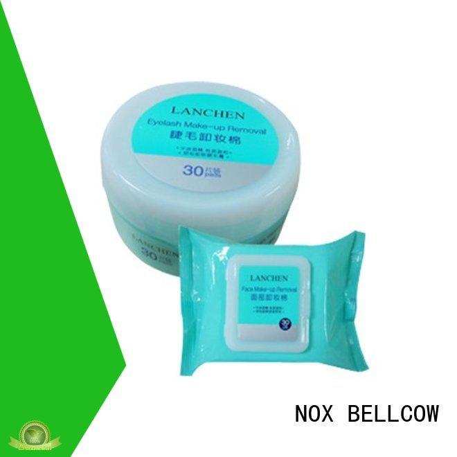 tencel fiber makeup remover wipes for sensitive skin eye supplier