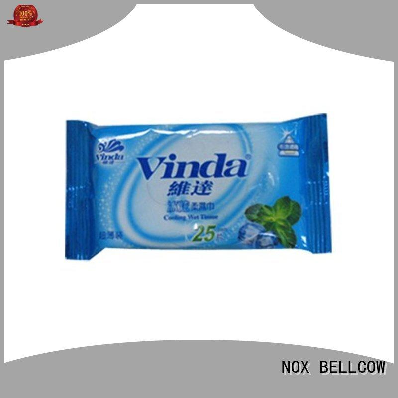 invigorating cleansing wipes mini supplier for women