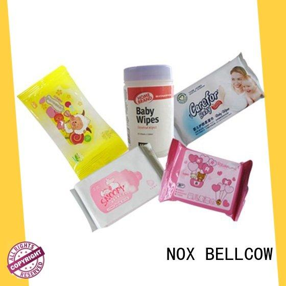 NOX BELLCOW 16s best natural baby wipes supplier for body