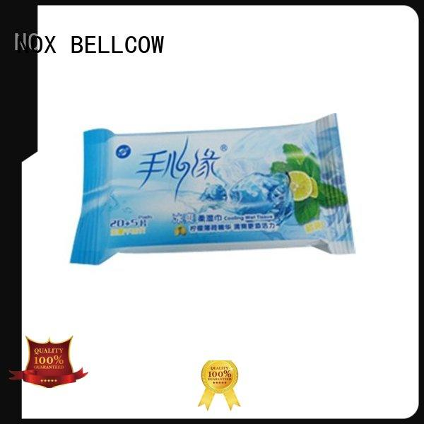 cleansing lemon acne cleansing wipes NOX BELLCOW manufacture