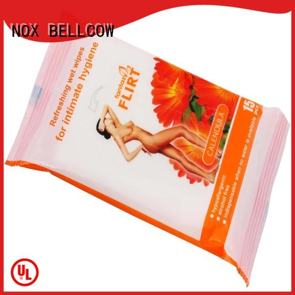 scented best cleansing wipes w1b01 supplier for women