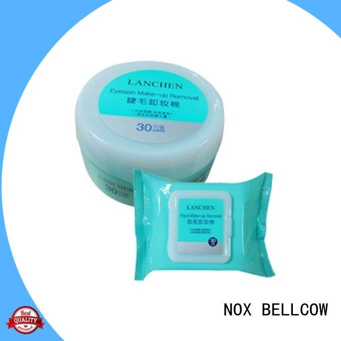 NOX BELLCOW pads makeup wipes for sensitive skin factory for skincare