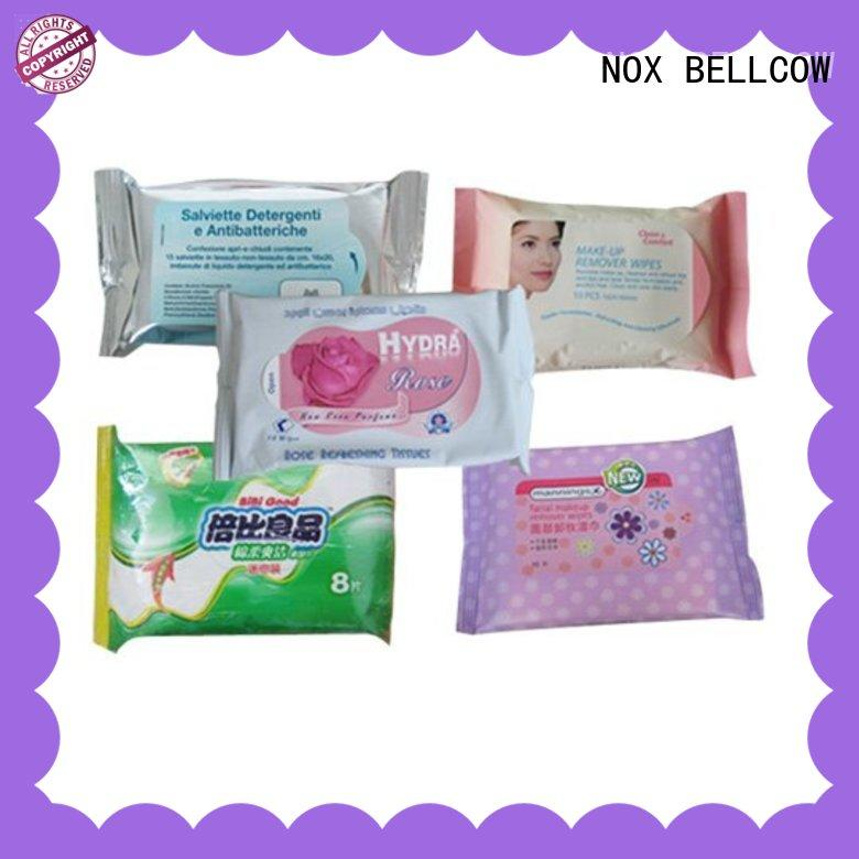 NOX BELLCOW snoopy best facial cleansing wipes factory for face