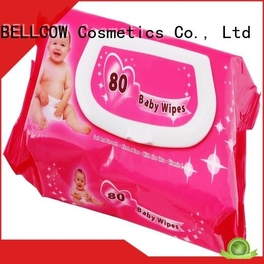NOX BELLCOW vitamin E parents choice baby wipes supplier for skincare