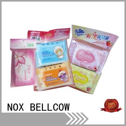 NOX BELLCOW car best facial cleansing wipes manufacturer for face