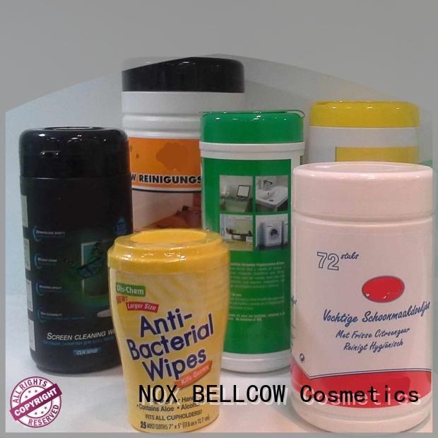 professional nox bellcow cosmetics wet series for women
