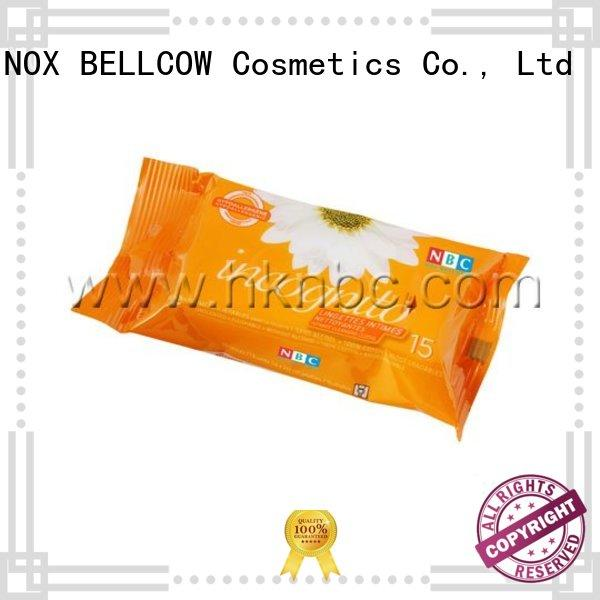 Hot moisture skin lightening cream remover NOX BELLCOW Brand