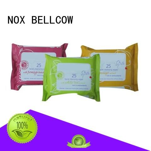 NOX BELLCOW Brand scented tea newarrival acne cleansing wipes