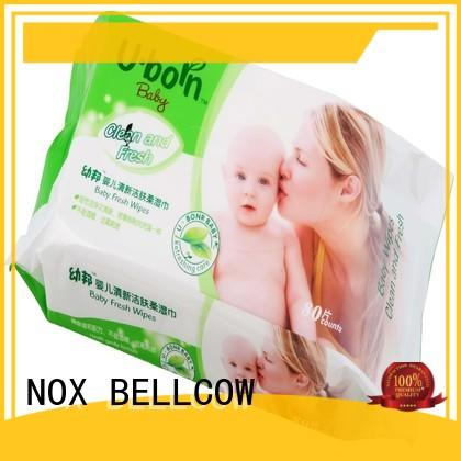 pure baby tissue 380pcs factory