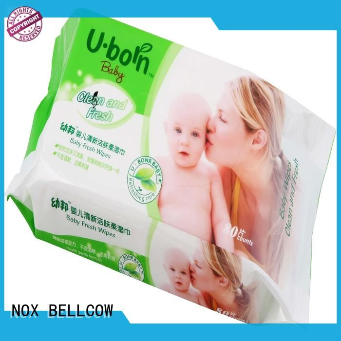 NOX BELLCOW free best baby wipes supplier for ladies