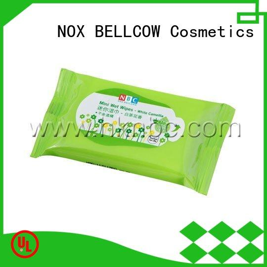 NOX BELLCOW wet best cleansing wipes manufacturer for women