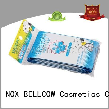 NOX BELLCOW Brand clean activpepti skin care product manufacture