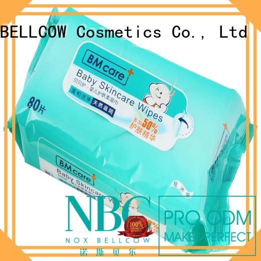 tender lid hand best baby wipes NOX BELLCOW Brand