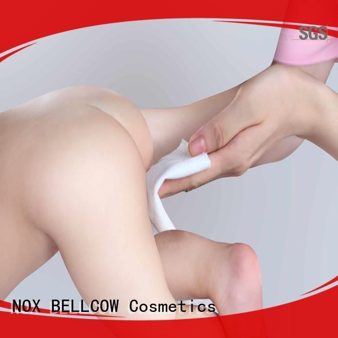 NOX BELLCOW moisturizing baby tissue series