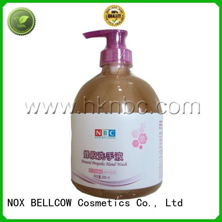 moisturizing skin care product remover NOX BELLCOW company