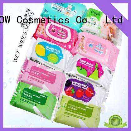 wet oil cleansing wipes cleansing manufacturer for adult