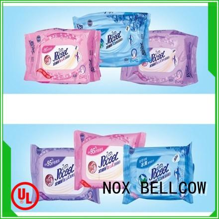 NOX BELLCOW wet best natural baby wipes supplier for skincare
