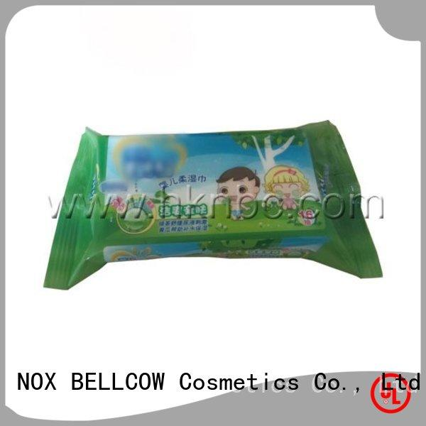 NOX BELLCOW wipespecial baby tissue factory for hand