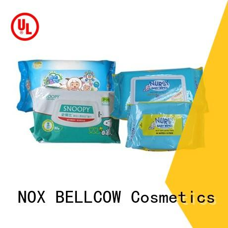 NOX BELLCOW free baby tissue wholesale for hand