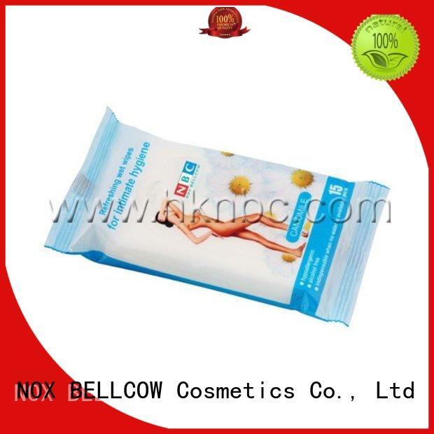 skin lightening cream clean series NOX BELLCOW Brand company