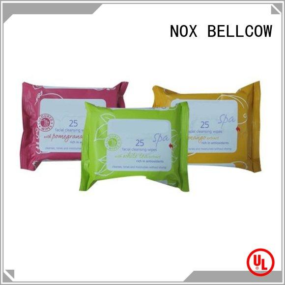 wet oil cleansing wipes mans wholesale for women