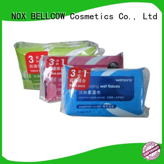 oil control cleansing wipes newarrival supplier for ladies