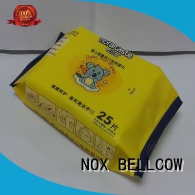 NOX BELLCOW moisturizing baby tissue manufacturer