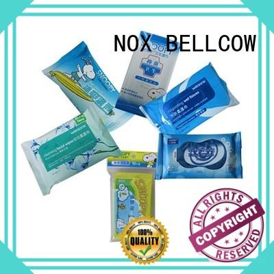 NOX BELLCOW refreshing best cleansing wipes for sensitive skin supplier for face